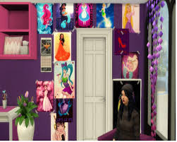 Neon Bedroom Neon Teen Bedroom Sims Amino