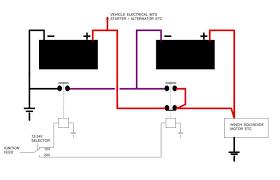difflock view topic 12v vs 24v for winching diagram