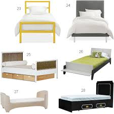 modern twin bed. Romantic Twin Beds Modern In Get The Look 34 For Boys Rooms Decorations 8 Bed C