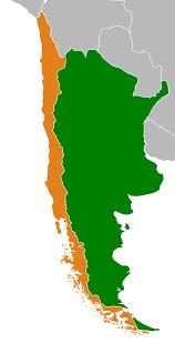 Confine tra l'Argentina e il Cile - Wikipedia
