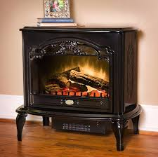 electric freestanding fireplaces freestanding