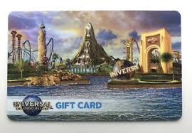 Gift cards for universal citywalk, 6000 universal studios plz, orlando, fl. Universal Studios Florida Harry Potter Hogwarts Gift Card 2017 Collectible Only Collectibles Trinity Opc Credit Charge Cards