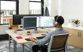 coolest office desk. Modren Desk Best Office Desk Chair For Programmers Chairs  Designs Blog Intended Coolest