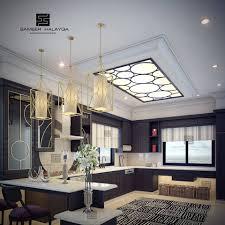 cool ceiling lighting. Kitchen Cool Ceiling Lighting. 25 Gorgeous Kitchens Designs With Gypsum False \\u0026 Lights Lighting
