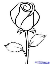 Easy To Draw Roses Easy To Draw Sexiest Rose How To Draw A Rose Step 6 For Details
