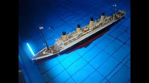 Rc Titanic Sinking With Lights Titanic 4 Light System