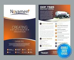 Commercial Flyers Real Estate Flyer Design Templates On Commercial Flyers Double Sided
