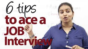 tips to ace a job interview job interview skills 6 tips to ace a job interview job interview skills