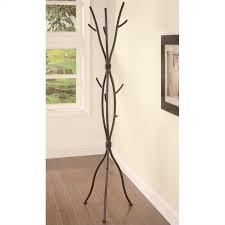 Coat Rack Tree Ikea Coat Racks Extraordinary Wooden Rack With Umbrella Stand Up Walmart 79
