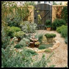 river rocks entry garden. Old-World Kitchen Garden River Rocks Entry C