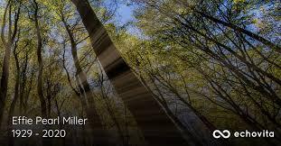 Effie Pearl Miller Obituary (1929 - 2020) | Mount Pleasant, Iowa