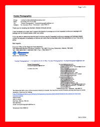 ombudsman letter