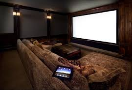 modern media room furniture. 35 Modern Media Room Designs That Will Blow You Away Love That Huge Couch In This Media Room Living Room For Modern Furniture