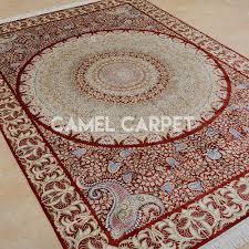 reliable 5x7 oriental rugs silk camel carpet