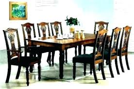 10 person dining table dimensions round