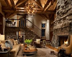cozy living room with fireplace. 17 Likable \u0026 Cozy Rustic Living Room Designs With Fireplace E
