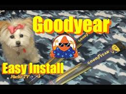 Costco Goodyear Wiper Blades How To Replace Windshield