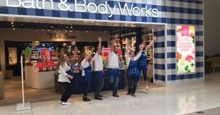 Bath Body Works Moves To New Location Near Malls Center Court