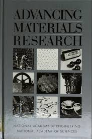 <b>Front</b> Matter | Advancing Materials Research | The National ...