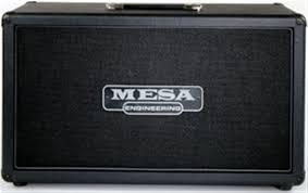 2x12 Speaker Cabinet Mesa Boogie 2x12 Horizontal Road King Guitar Speaker Cabinet And