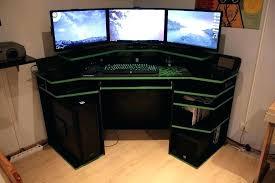 corner gaming desk desks small best ideas