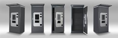 Outdoor Vending Machine Inspiration Outdoor Vending Boxes Archives Visible Vending