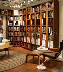 Bookshelf Lighting Library Bookcase Lighting Ecormincom