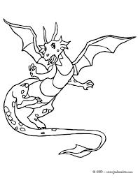 Coloriages Dragons Et Chevaliers Fr Hellokids Com Page 2