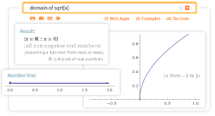 Range And Domain Domain And Range Calculator Find The Domain And Range Of A Function