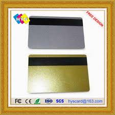 Blank Cards And Full Color Plastic Smart Card Supply In Business