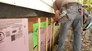 DOE Building America NorthernSTAR Exterior Foundation - Insulating block walls exterior