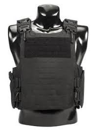 Firstspear Siege R Optimized Plate Carrier Black