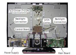 lcd led tv repair tips training manual repair guide samsung lcd tv display