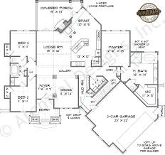 ranch floor plans with walkout basement elegant house plans ranch style small floor for homes with
