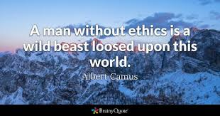 Ethics Quotes