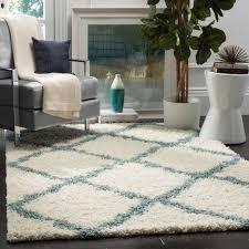 safavieh dallas ivory light blue trellis rug 4