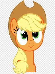 Applejack Brandy, luck, head, cartoon, fictional Character png ...