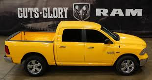 Ram Names a Pickup Truck After a Traditional American Folk Song ...