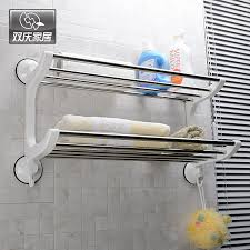 50 Wall Mounted Towel Storage Rack NEW OCEANA TOWEL RAILRACK