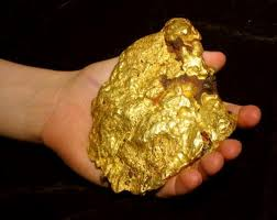 Image result for Gold Nugget