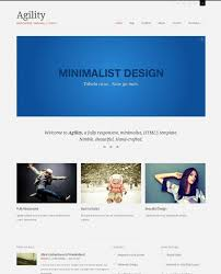 Website Html Templates Cool 28 Great Responsive HTML Website Templates