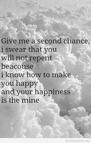 Second Chance Quotes Magnificent A Second Chance Quote