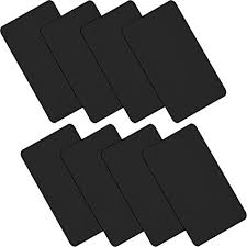 WILLBOND 8 Pieces Nylon Repair <b>Patches Self</b>-<b>Adhesive</b> Nylon ...
