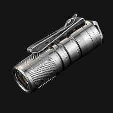 Jetbeam MINI 1 MINI TI брелок <b>фонарик</b> XP G2 светодиодный 130 ...