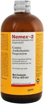 Nemex 2 Dewormer For Dogs Jeffers Pet