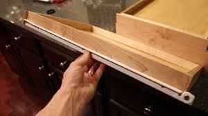 Cabinet Refacing Ideas Sliding Cabinet Door Double Track Have