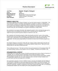 director job description graphic design art director job description 9 sample graphic
