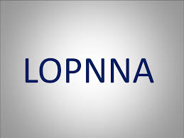 Resultado de imagen para LOPNA