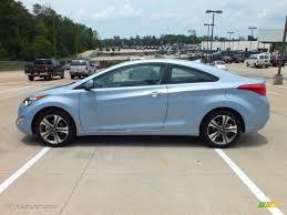 Hyundai Elantra Coupe Blue - image #134