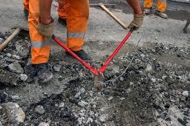 construction worker cutting rebar stock image rebar worker